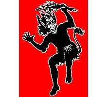 Krampus 002 Photographic Print