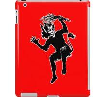 Krampus 002 iPad Case/Skin