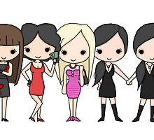 American Mary - The Whole Gang by goreisforgirls