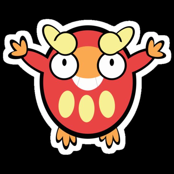 Darumakka Hug by Junkwarrior5