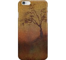 iPhone Case of painting..Wait by the tree for me... iPhone Case/Skin