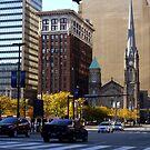Cross Town Traffic  by Robert  Buehner