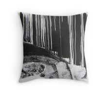 FABRIC~IN~MOVEMENT 17 Throw Pillow