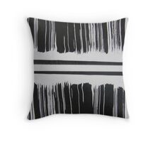 FABRIC~IN~MOVEMENT 6 Throw Pillow