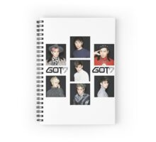 Got7 Spiral Notebook