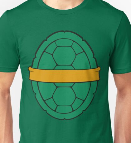 TMNT - Michelangelo Shell Unisex T-Shirt