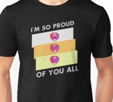 Cutiemark Crusaders; We Love You Unisex T-Shirt