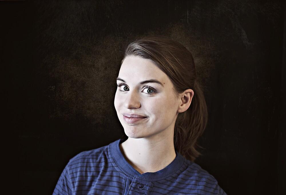 Commercial Portrait- 2 by vividpeach