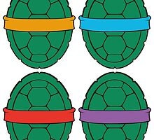 TMNT - Shells by nelson92