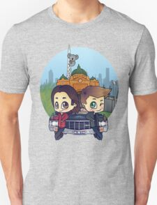 Winchesters in Melbourne Unisex T-Shirt