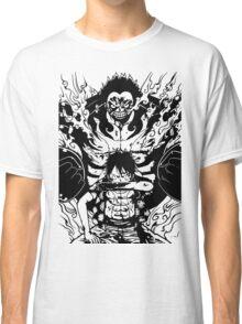 Luffy Gear 4 Transformation Classic T-Shirt