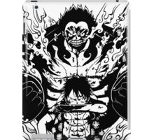 Luffy Gear 4 Transformation iPad Case/Skin