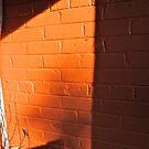 orange corner by richard  webb