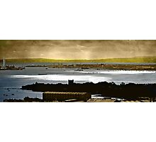 Portsmouth Harbour Photographic Print