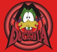 Duckula... Count Duckula One Piece - Long Sleeve