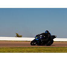 2011-10-02: Daniel's Honda CBR 6RR Photographic Print