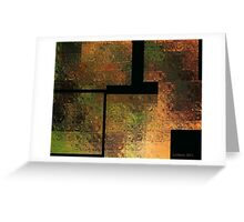 Orange Marmalade.. Greeting Card