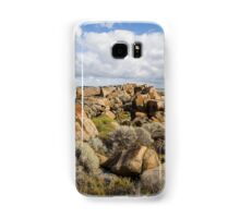 Rocks at North Point, Western Australia. Samsung Galaxy Case/Skin