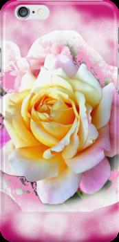 Pinky  Phone case by Shoshonan
