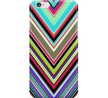 Colorful angle iPhone Case/Skin