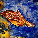Sea Turtle by Mitch Adams