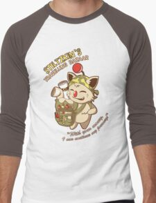 Stiltzkin's Travelling Bazaar Men's Baseball ¾ T-Shirt