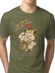 Stiltzkin's Travelling Bazaar Tri-blend T-Shirt