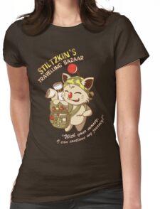 Stiltzkin's Travelling Bazaar Womens Fitted T-Shirt