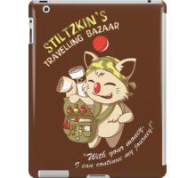 Stiltzkin's Travelling Bazaar iPad Case/Skin