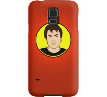 Captain Hammer (Red) iPhone Case  Samsung Galaxy Case/Skin