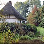 English Country Cottage by Clive