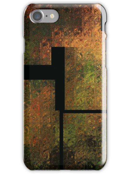 iPhone Case of painting...Orange Marmalade by linmarie
