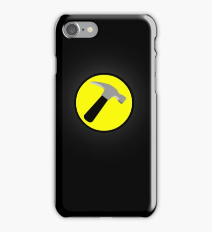 Captain Hammer Logo iPhone Case iPhone Case/Skin