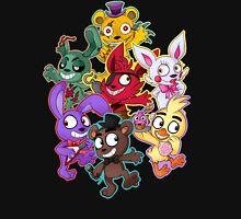 Five Nights at Freddys 1-4 Chibi T-Shirt