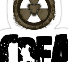 Miscreated Design 1 White (Official) Sticker