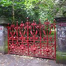 'Strawberry Field' gate, Liverpool by hjaynefoster