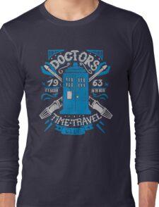 Doctors time travel club T-Shirt