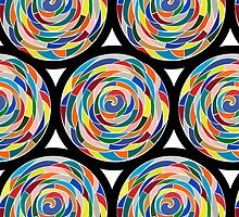 Swirling Abyss Pattern by Wealie
