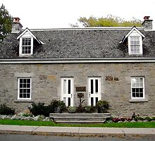 The First School in New Edinburgh, Ottawa, ON by Shulie1