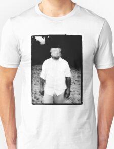 Scratch Face Unisex T-Shirt