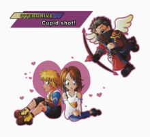Overdrive: Cupid Shot! by Lucy Blundell