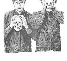 Tom Meighan & Ian Matthews (Kasabian)  by katrinajane