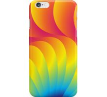 Rainbow Swirls iPhone Case/Skin