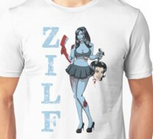 Are you prepared for hot zombies? Unisex T-Shirt