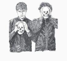 Kasabian (Tom Meighan & Ian Matthews) by katrinajane
