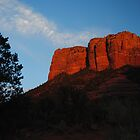 Courthouse Butte by TerraKolb