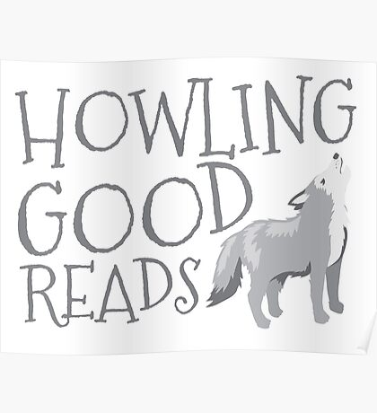 Howling good reads  Poster