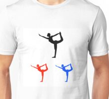 Yoga pilate  Unisex T-Shirt