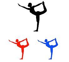 Yoga pilate  by Shawlin Mohd