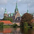 Amazing Frederiksborg Castle by imagic